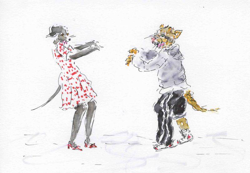 85) chien et chat