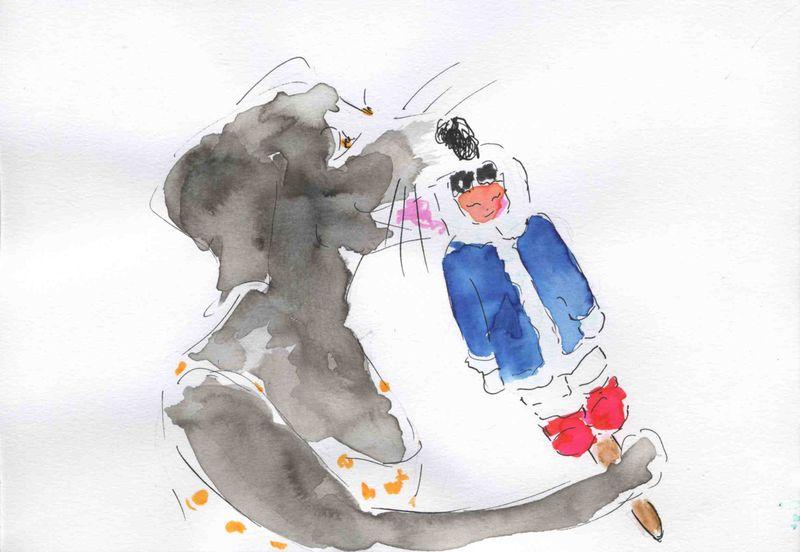 147) manger esquimeau