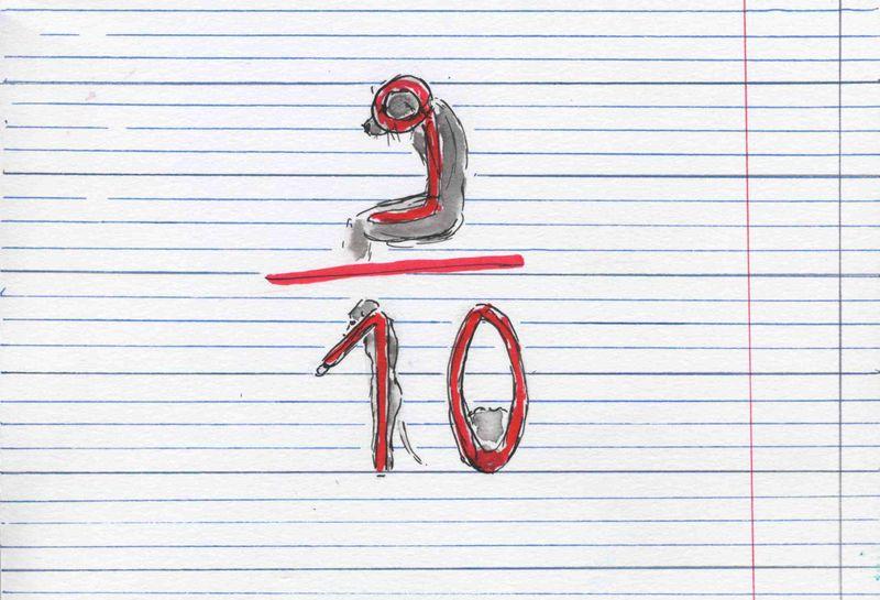 149 i) neuf:dix