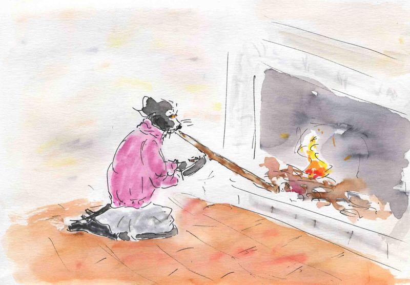 206) raviver la flamme