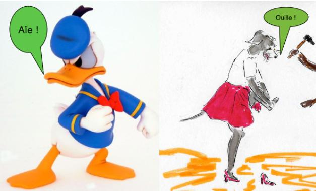 1) Donald