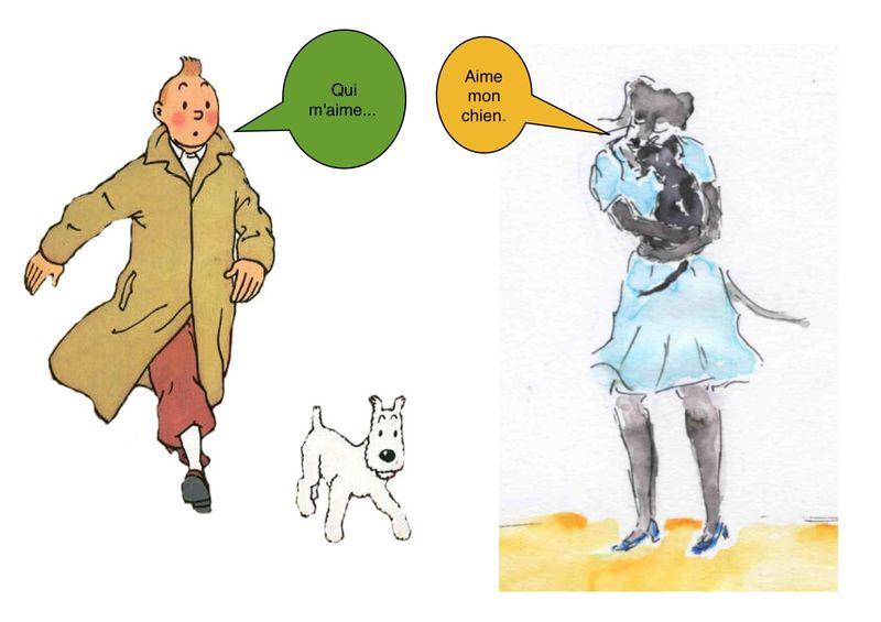 6) Tintin