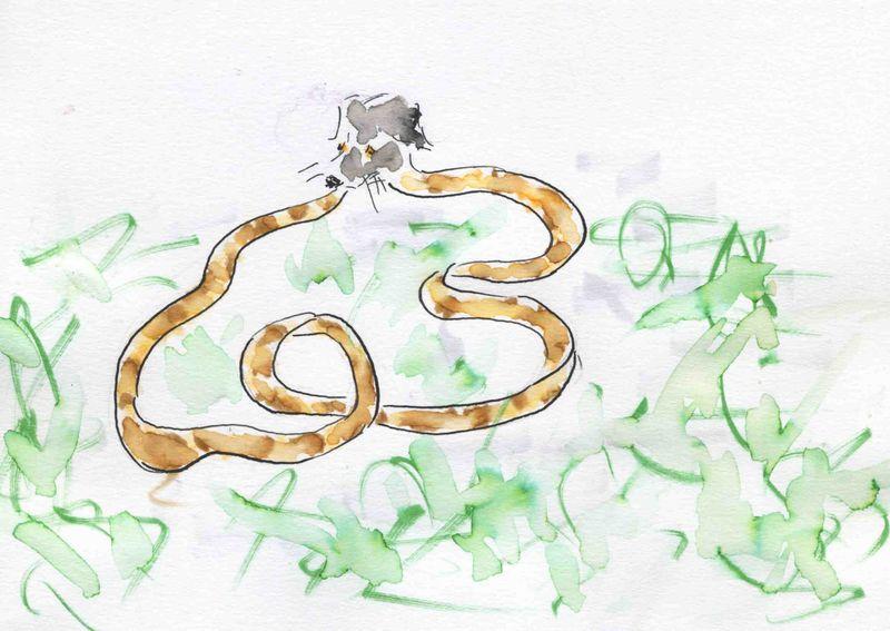 211)serpent mord queue