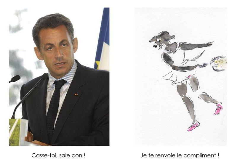 4) Sarkozy