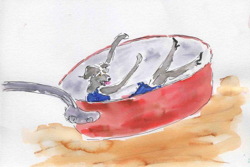 192a) passer casserole