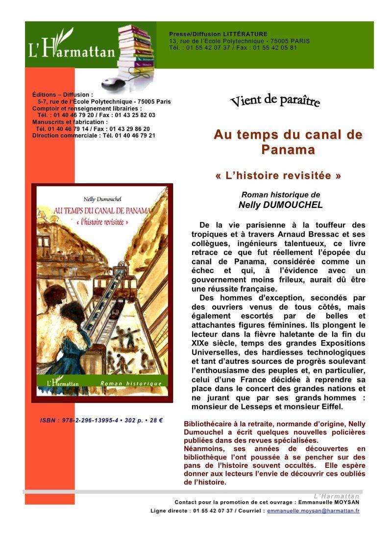 55b) passer canal Panama