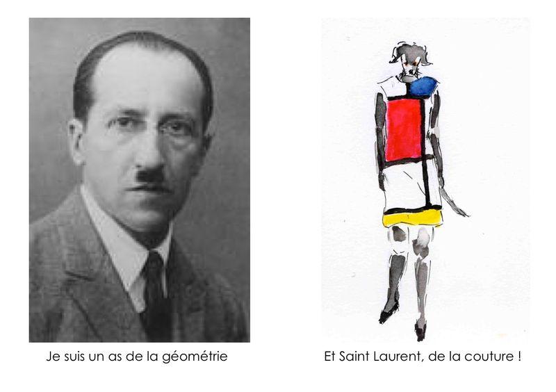 23) Mondrian