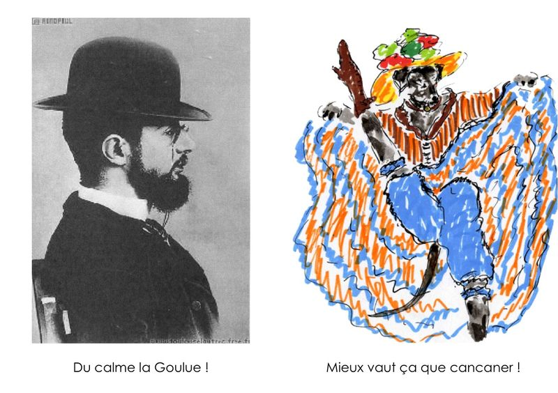 22) Toulouse Lautrec