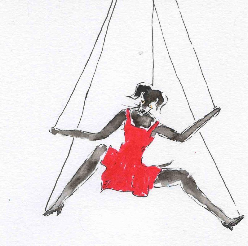 2) Marionnette