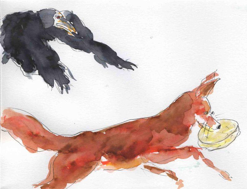 132) rusé comme renard