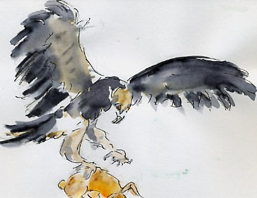 139) Appétit oiseau