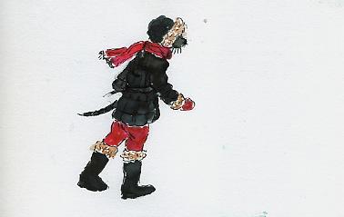 172) habiller pour l'hiver