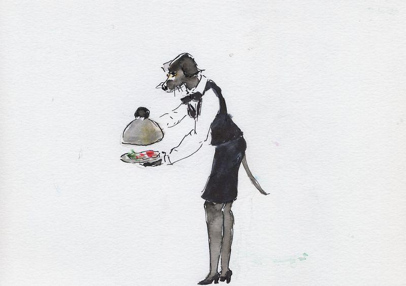 199) Etre dans son jus
