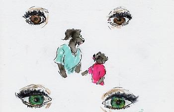 170) Entre 4 z-yeux
