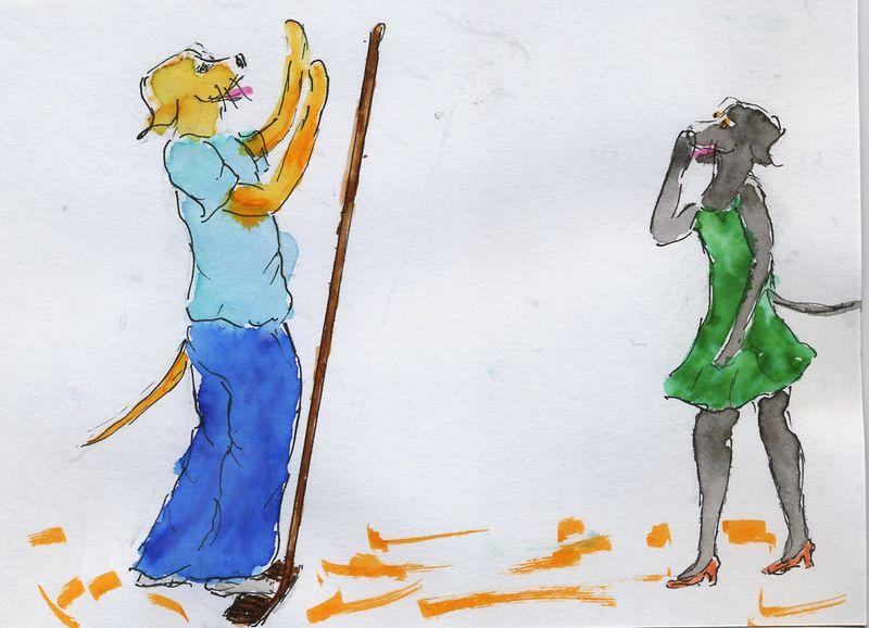 236) retour de bâton