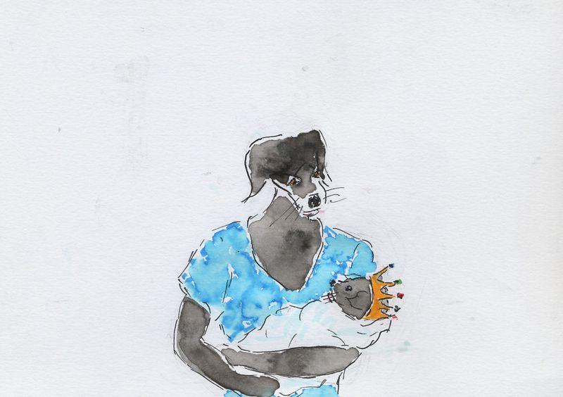 260) Naître coiffé