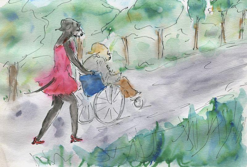 397) promenade de santé