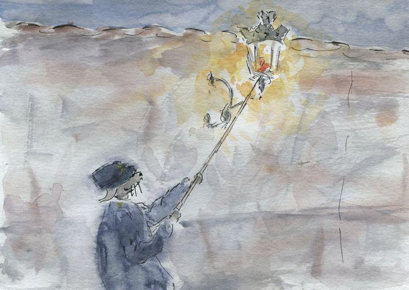 369)Eclairer lanterne