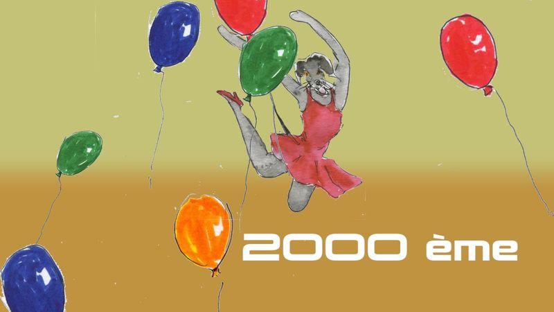 371) 2000ème