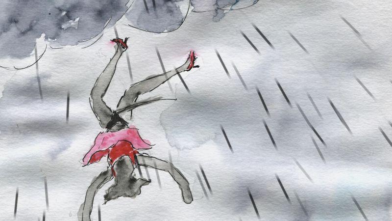 396)tomber dernière pluie