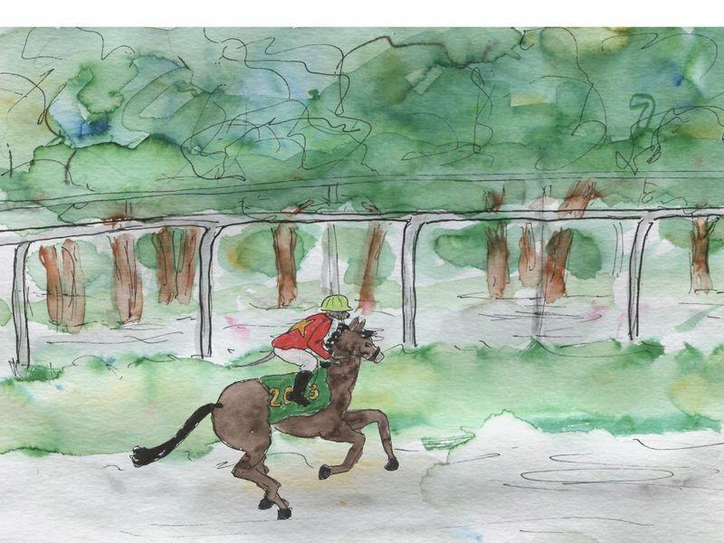 322) Régime jockey