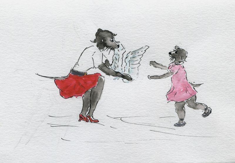 331) donner des ailes