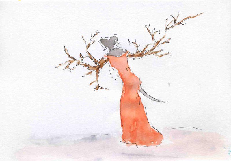 26) avoir de la branche