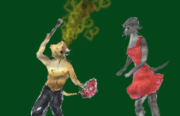 503) Déclarer sa flamme