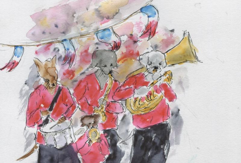 554) En avant la musique