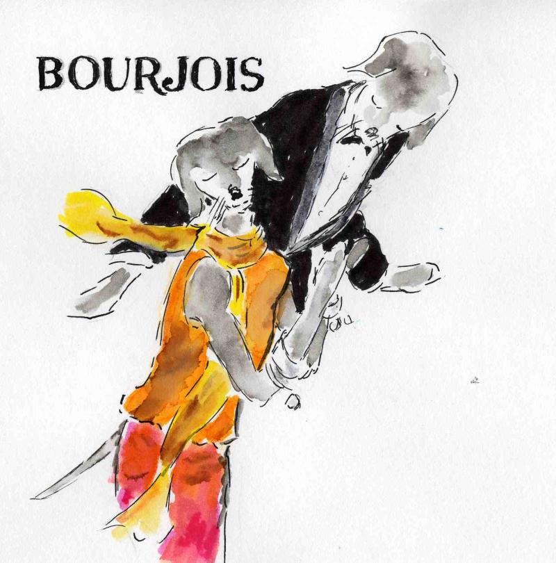 44)Bourjois