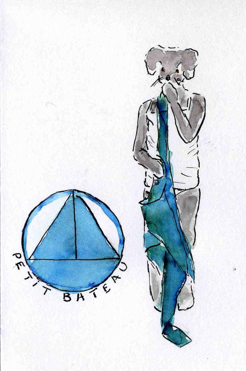 48b)Pt Bateau