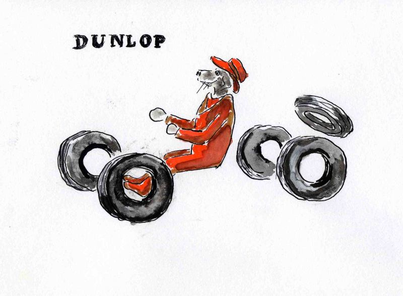 61)Dunlop