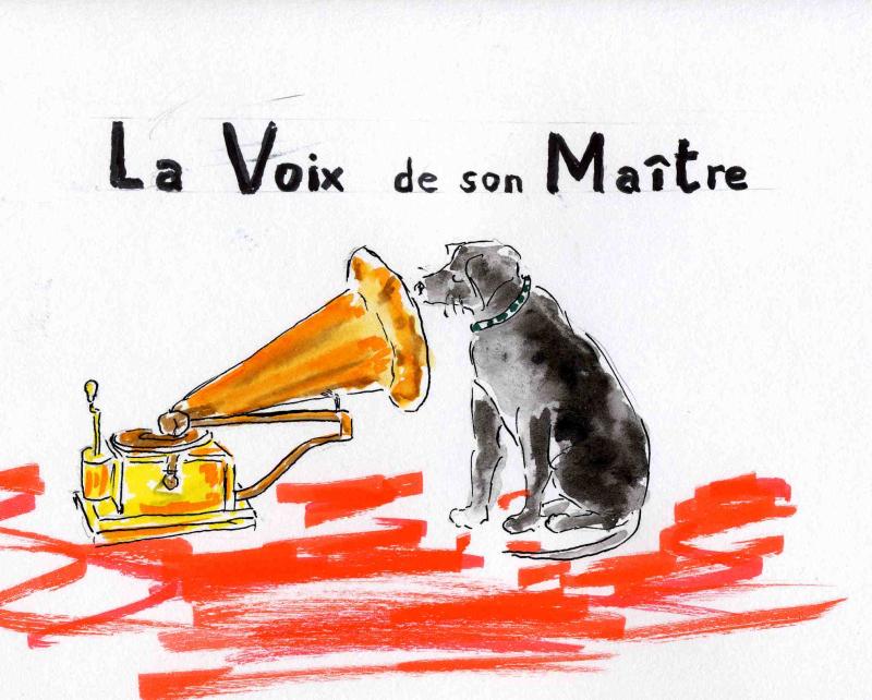 63)La voix...