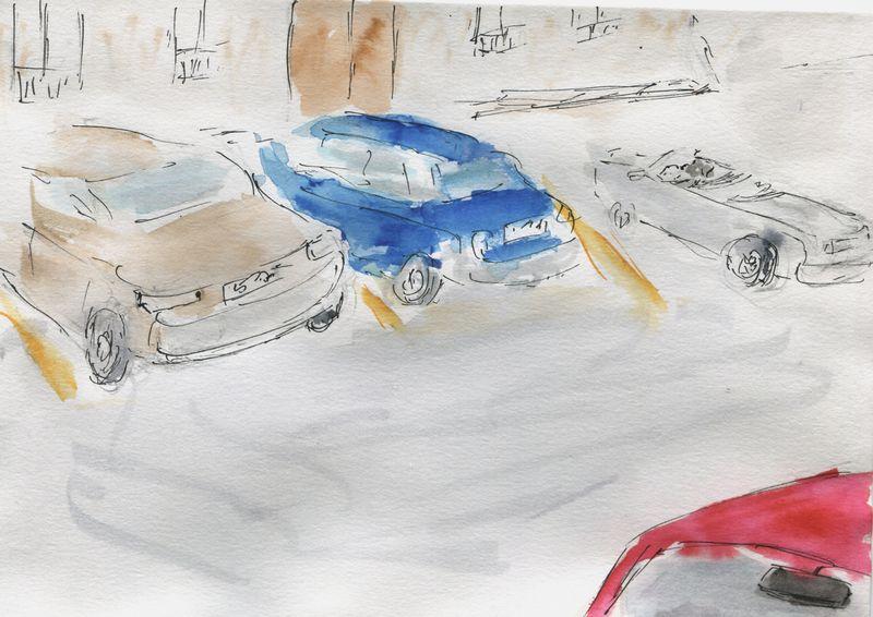 407) se ranger des voitures