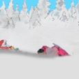 590) Vignette Noël