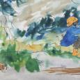 606) Sauter à pieds joints
