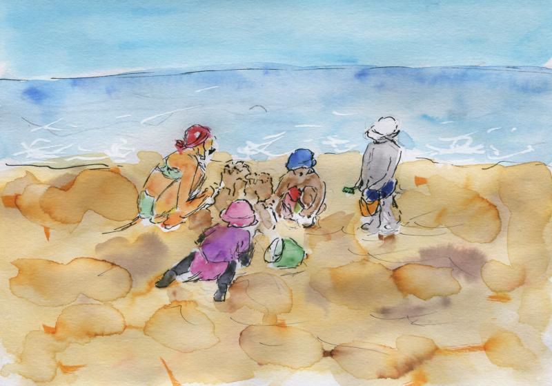 683) Bâtir sur le sable