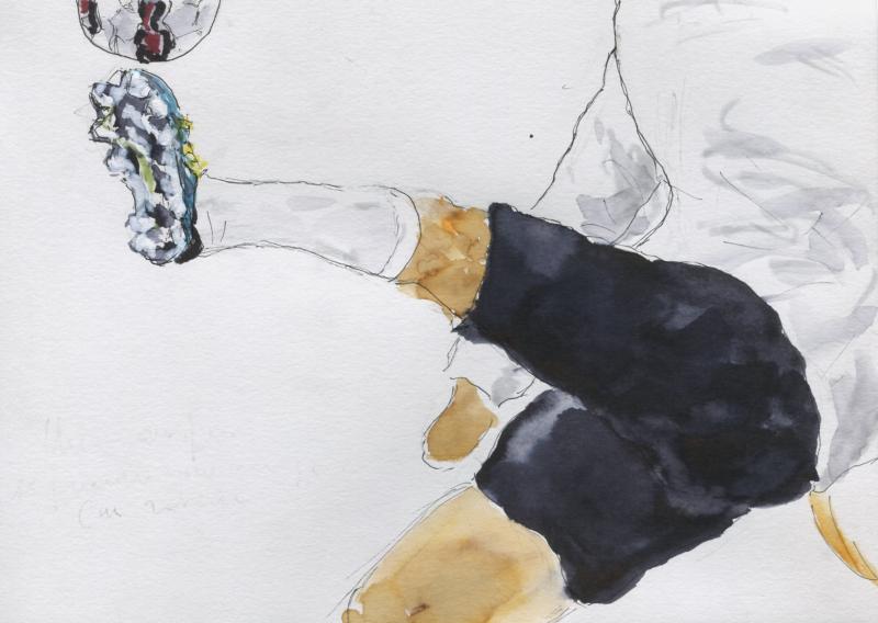 685) Un vrai crampon