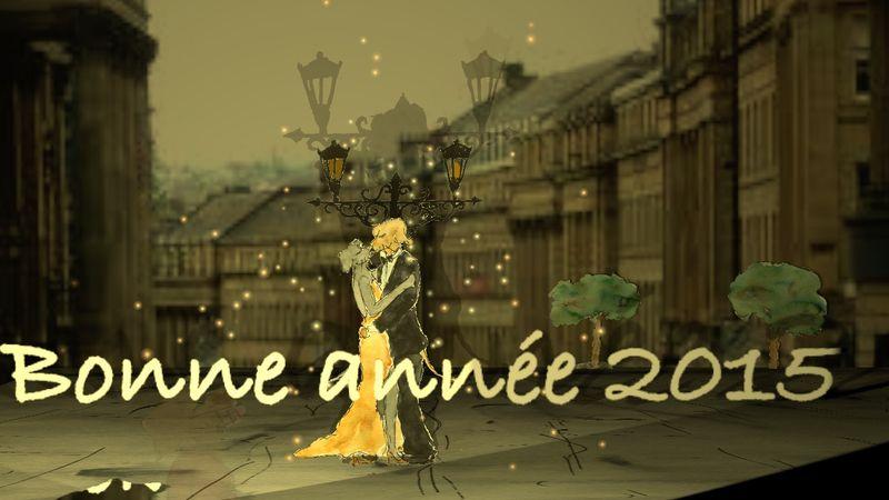Bonne année image