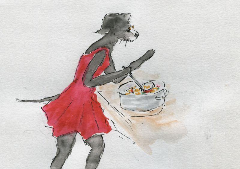 437) par ici bonne soupe