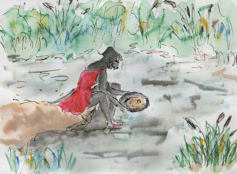 505) Tomber sur une pépite