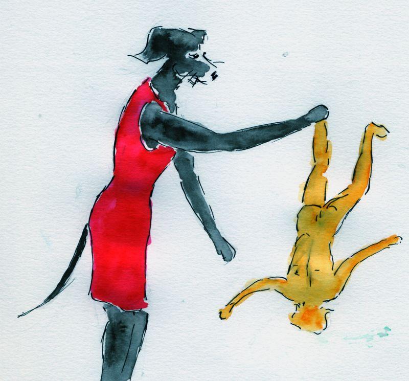 164)Talon d'Achille