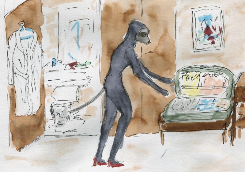 477) rat d'hôtel