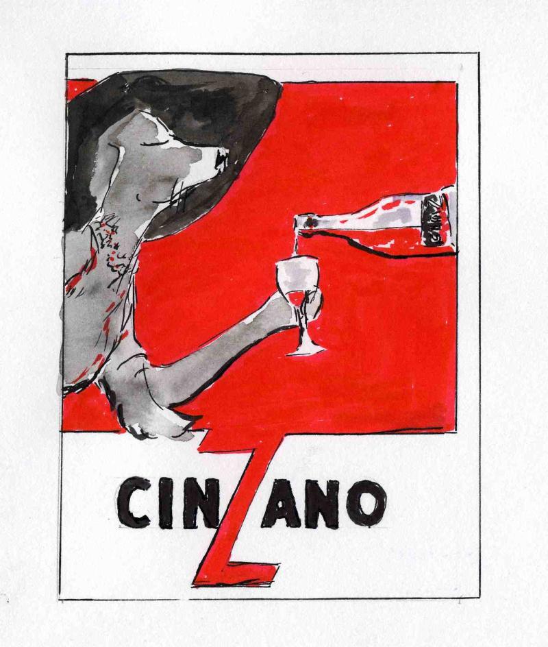 32)a Cinzano