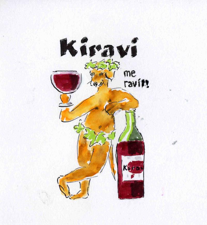 36)Kiravi