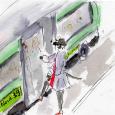 13) bus